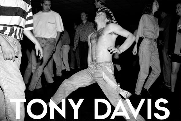 Tony Davis