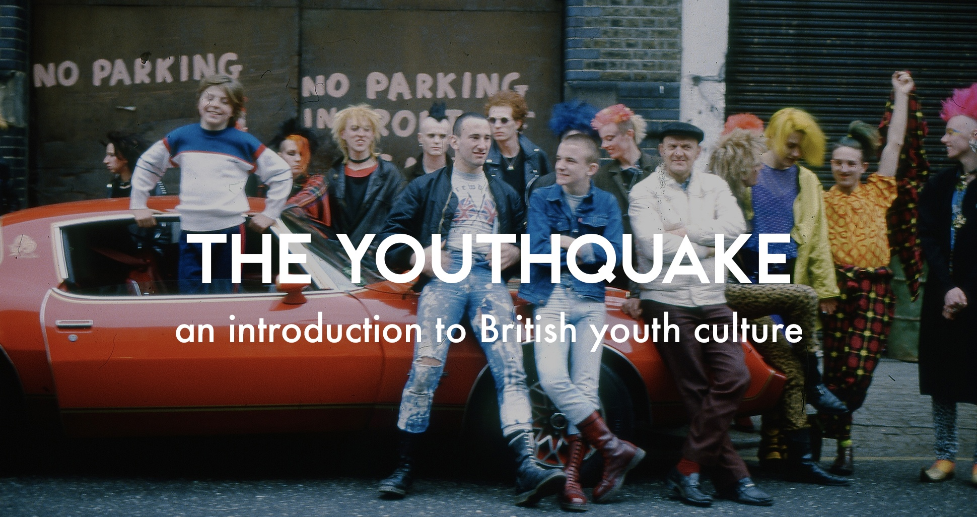 The history of British youth culture: Youthquake, an introduction to British youth culture